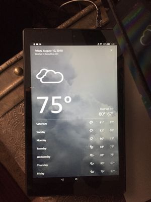 Amazon Fire HD tablet for Sale in Fairview Park, OH