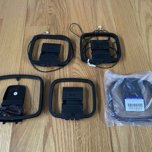 AM Radio Antenna Receiver Sony, Yamaha, Teac For Home Theater Surround Sound Stereo for Sale in Western Springs, IL