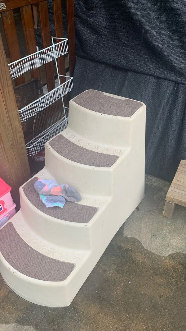 Soggy stairs for bed