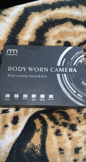 Cam pro body cam for Sale in Los Angeles, CA
