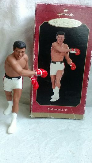 Muhammad Ali Keepsake Ornament for Sale in Redondo Beach, CA