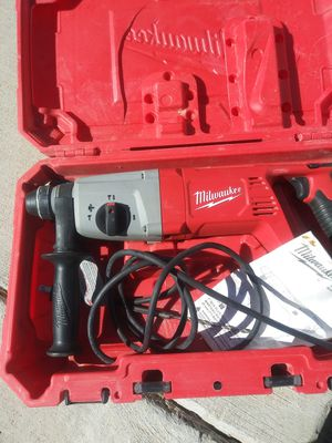 Milwaukee hammer almost new for Sale in Sunland Park, NM