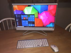 "2016 HP 24"" All-In-One Desktop Computer for Sale in Chattahoochee, FL"