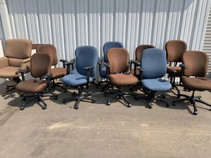Office chairs 2 for 30 for Sale in Fresno, CA