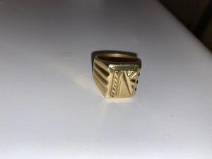 18k gold ring for Sale in Modesto, CA