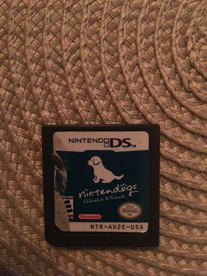Nintendo ds nintendogs for Sale in Visalia, CA