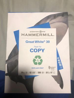 International paper hammermill for Sale in Chelsea, MA