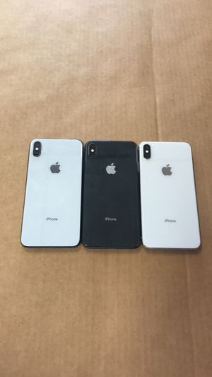 iPhone XS Max (no Face ID) unlocked for Sale in Richmond, VA