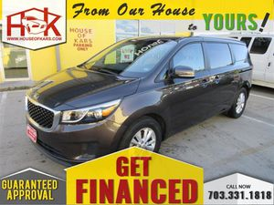 2015 Kia Sedona for Sale in Manassas, VA