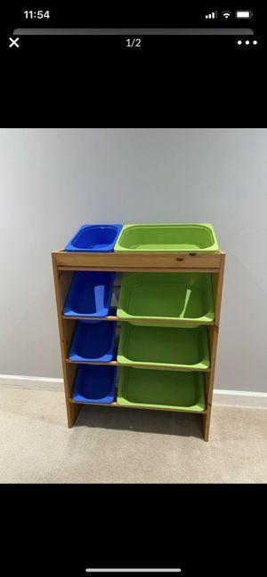 Kids shelf / organizer for kids room for Sale in Woodbridge, VA
