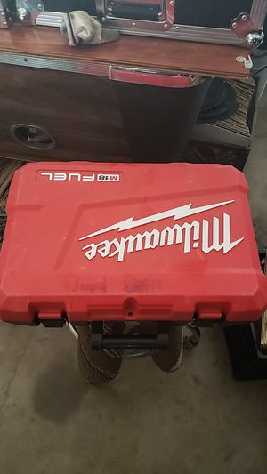 M18 fuel case (for impact and combination drill) for Sale in Lemon Grove, CA