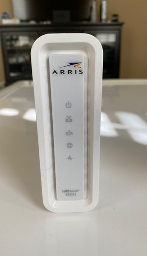 Arris SB6141 - Cable Modem for Sale in Santa Ana, CA