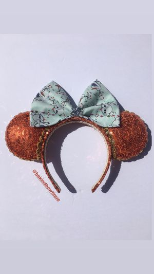 Handmade Olaf Disney ears for Sale in Grants Pass, OR