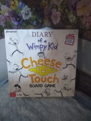 Diary of a wimpy kid board game for Sale in Jersey City, NJ