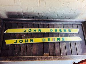 John Deere tractor emblems for Sale in Phoenix, AZ