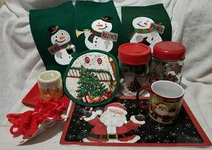 Christmas Kitchen Decor *NEW* for Sale in Easton, KS