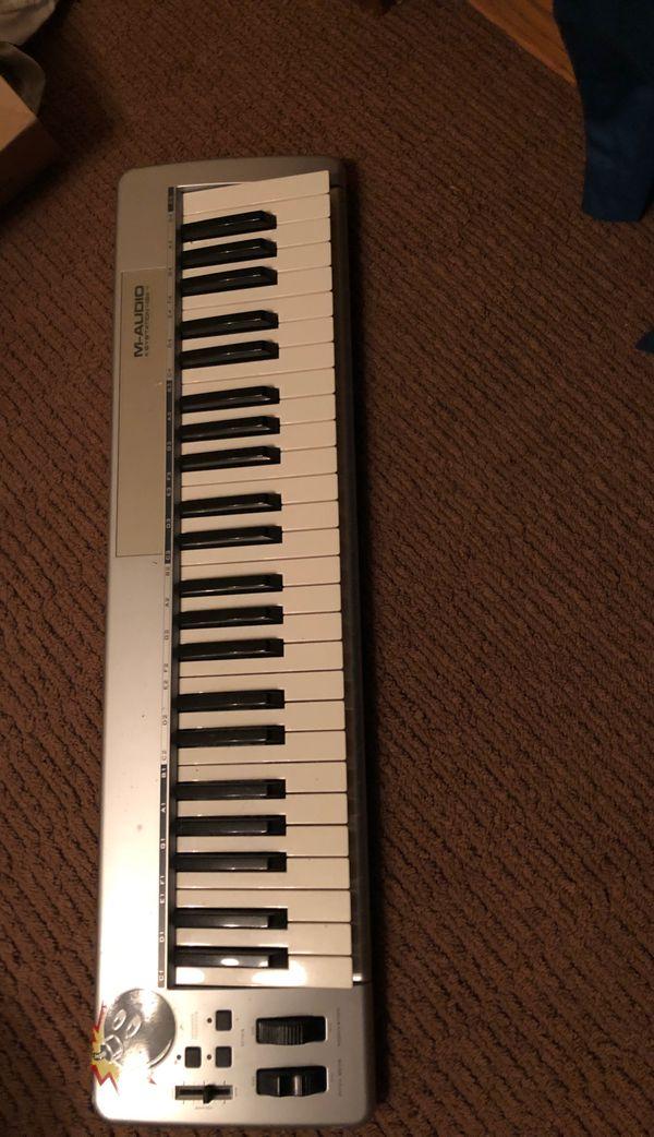 M Audio Keyboard