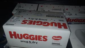 Huggies snug & dry diapers for Sale in Kent, WA