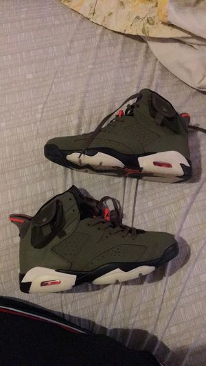 Travis Scott Jordan 6s for Sale in Lynchburg, VA