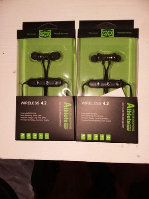 2 Brand new wireless headphones for Sale in Saint Paul, MN