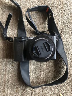 Sony A6400 camera for Sale in Hillsboro,  OR