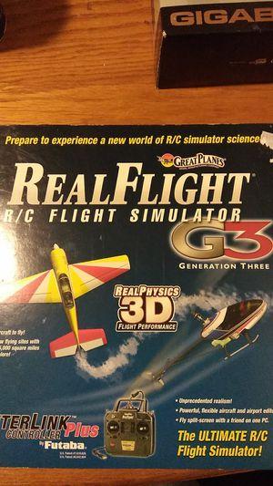 Real Flight R/C Flight Simulator for Sale in San Luis Obispo, CA