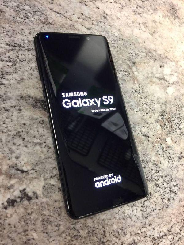 Galaxy s9 brand new