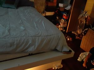 King Bed Frame for Sale in The Bronx, NY