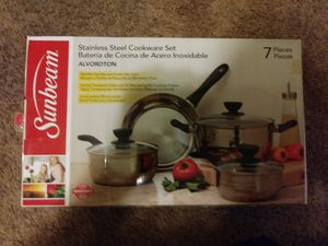 BRAND NEW! Pots and pans set for Sale in Glen Burnie, MD