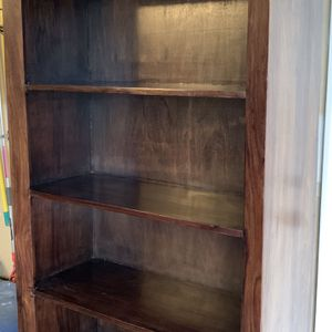 "Solid Wood Bookcase - 37 ¼"" x 73"" for Sale in Seattle, WA"