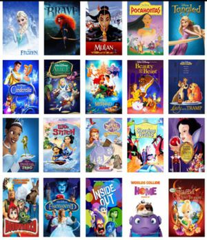 🔥160 Kids Movies in HD Quality🔥 for Sale in Los Angeles, CA