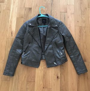 Faux Leather Jacket for Sale in Ashburn, VA