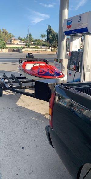 Aqua Lark Mini Boat for Sale in Riverside, CA