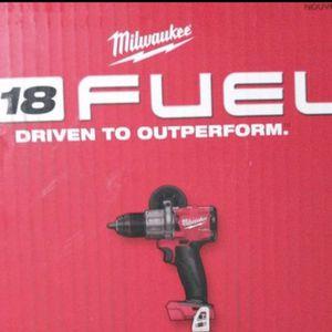Milwaukee Fuel Hammer Drill for Sale in Phoenix, AZ