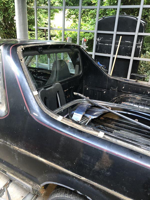 1984 Subaru Brat