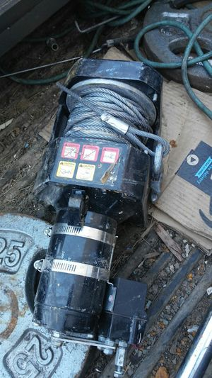 Winch for Sale in Chelsea, MA