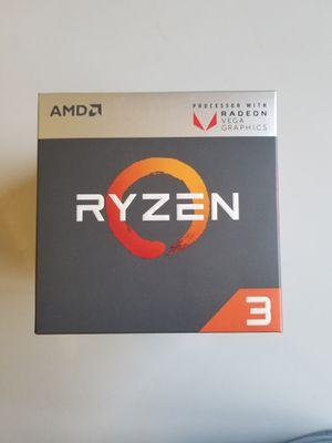 AMD Ryzen 3 2200G Processor w/ Vega 8 Graphics for Sale in Pearl City, HI