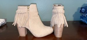 Fringe Booties for Sale in Crosby, TX
