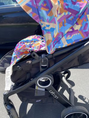Chiccco Urban 6-in-1 Modular Stroller for sale for Sale in Quincy, MA