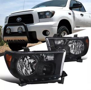 2007 - 13 Toyota Tundra Black Housing headlights. 🚛💡 for Sale in East Los Angeles, CA