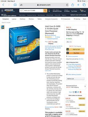 Motherboard,cpu,ram bundle for Sale in Oakland, CA