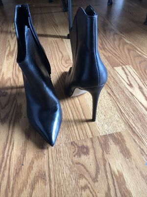 *Like new* size 10, Aldo brand leather booties. for Sale in Washington, DC