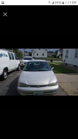2000 Chevy Prizm for Sale in North Providence, RI
