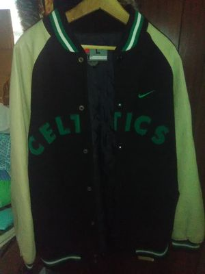 Vintage Boston Celtics Jacket for Sale in Alexander, AR