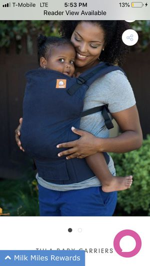Tula baby carrier for Sale in Salt Lake City, UT