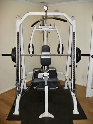 Smith machine home my weight machine 300lbs for Sale in Saint Charles, MO