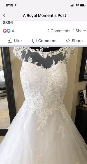 New wedding dresses for Sale in Irvine, CA