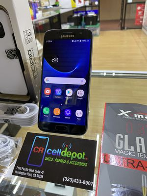Samsung Galaxy s7 New Condition Factory Unlocked 32gb all accessories included!😱🎉🤗 for Sale in Los Angeles, CA