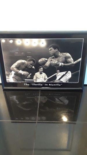 THE THRILLA IN MANILLA 1975 ELECTRIC GALLERY PHOTO for Sale in Clovis, CA
