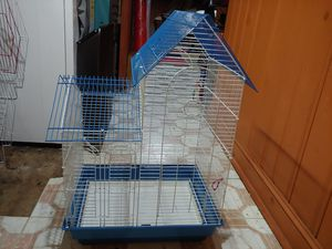 Bird cage with stand for Sale in Philadelphia, PA